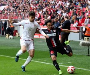 Spor Toto 1. Lig: Samsunspor: 0 - Boluspor: 0