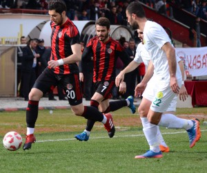 TFF 3. Lig: Turgutluspor: 0 - Darıca Gençlerbirliği: 0