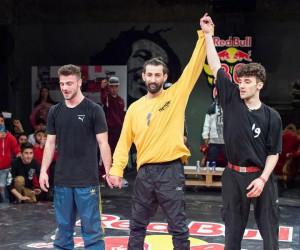 Red Bull BC One Dünya Finali'nde Türkiye'yi Jester temsil edecek