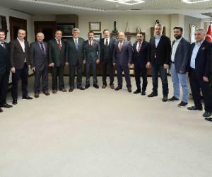 Trabzonlular'dan Başkan Karaosmanoğlu'na teşekkür