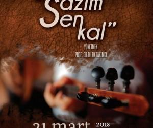 Ege'de 'Korneanın Sesi' Aşık Veysel türkülerini seslendirecek