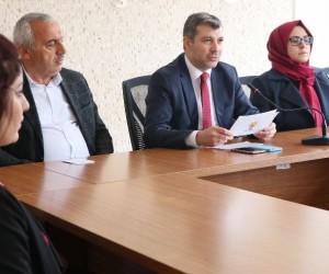 AK Parti Aksaray İl Başkanı Altınsoy: