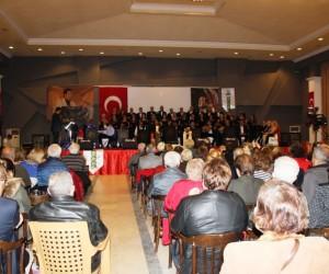 Mesut Duran Derneği'nden müthiş konser