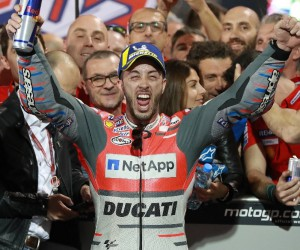 MotoGP'de ilk iki sıra Dovizioso ve Marquez'in