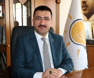 AK Parti Niğde İl Başkanı Peşin;