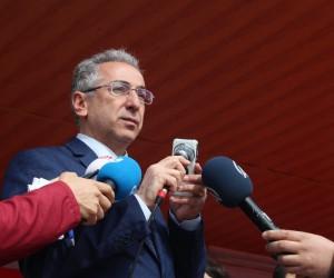 Miniklerden, Zeytin Dalı operasyonunda görevli komutanına telefon bağlantısı