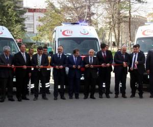 Kayserililer sağlıkta Türkiye ortalamasının üzerinde hizmet alıyor