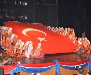 Aydın Bahçeşehir Koleji öğrencileri Çanakkale Ruhunu yaşattı