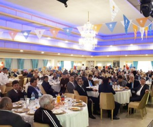 Edremit AK Parti'den 'Vefa' yemeği