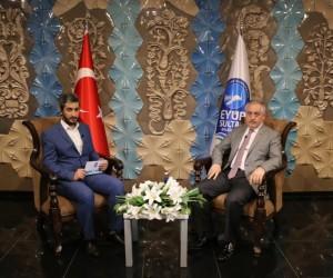 Eyüpsultan Belediye Başkanı Remzi Aydın'dan Akşemsettin Mahallesi'ne kentsel dönüşüm müjdesi