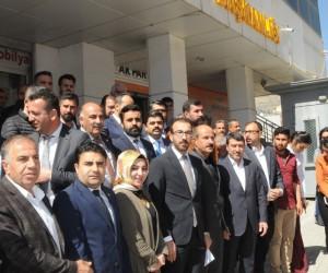AK Parti Başkanı Erkan'dan, Yaşlılar Haftası açıklaması