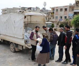İHH'dan Afrin'e insani yardım