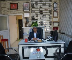 Muhtar Tohumcu'dan Başkan Kutlu'ya teşekkür