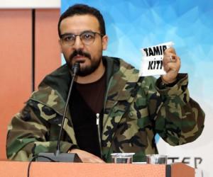 Yazar Vehbi Vakkasoğlu'ndan İstiklal Mücadelesi Konferansı