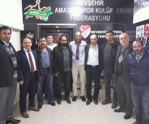 Nevşehir 1.Amatör Lig play-off yarı final maçları açıklandı