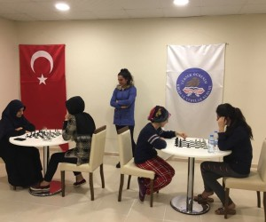 KYK Türkiye Satranç Turnuvası'nda Kars'ı temsil edecek öğrenciler belirlendi