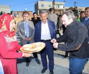 Siirt'te 30 yıl önce terörden kaçan vatandaşlar ilk kez hizmete kavuştu
