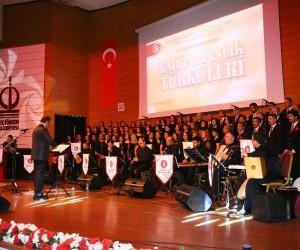 Kahramanlık türkülerini Mehmetçik için seslendirdiler