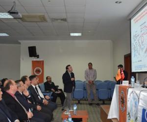İnşaat sektörü temsilcileri seminerde buluştu