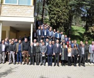 Simav'da 'yerel buluşmalar' toplantısı