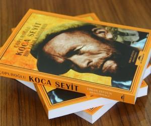 Çanakkale kahramanı Seyit Onbaşı'nın romanını yazdı