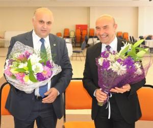 Seferihisar'da işçi sözleşmesi sevinci