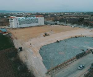 Beyşehir'e yeni açık otopark alanı