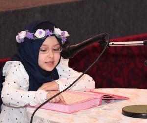Başkentte minikler Kur'an-ı Kerim öğreniyor