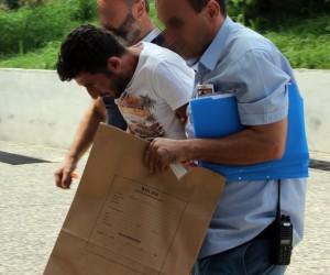 Tutuklu cinayet zanlısı hastanede öldü