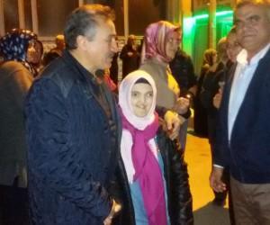 Başkan Tutal engelli öğrencinin umre hayalini  gerçekleştirdi