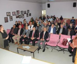 Vakfıkebir'de koruyucu aile, çocuk ihmal ve istismarı konulu seminer verildi