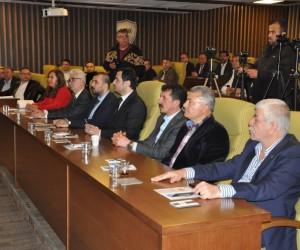 """UTSO Başkanı Kandemir; """"Uşak'ı sosyal, ekonomik, kültürel ve turizm bazında marka şehir haline getirmeyi hedefliyoruz"""""""