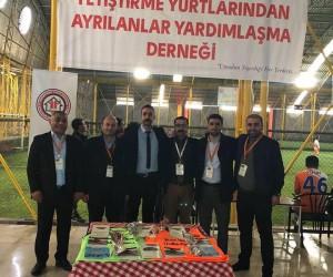 'Benim için oyna dostluk kazansın' futbol turnuvasında grup maçları sona erdi