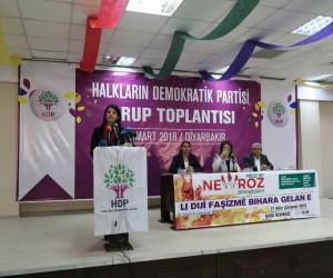 HDP, grup toplantısını Diyarbakır'da yaptı