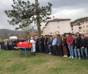 Göçükte hayatını kaybeden maden işçisi son yolculuğuna uğurlandı