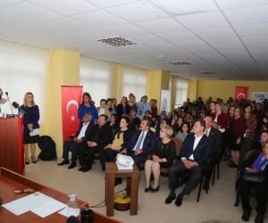 Mezitli Belediyesi Kadın Danışma Merkezi açıldı