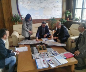Gölbaşı-Adıyaman-Kahta Hızlı Tren Proje çalışmaları sürüyor