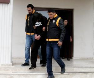 Muğla'da hırsızlık zanlısı 4 kişi tutuklandı