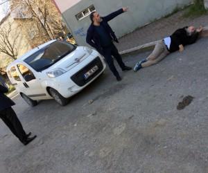 Kocaeli'de tartıştığı kişiyi 4 el ateş ederek vuran kadın yakalandı
