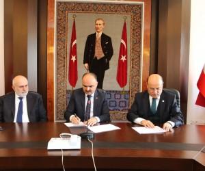 Isparta İl Özel İdaresi ile BEM BİR SEN arasında Sosyal Denge Tazminatı Sözleşmesi imzalandı