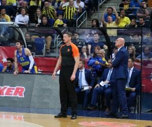 THY Euroleague: Fenerbahçe Doğuş: 87 - Maccabi Fox: 73