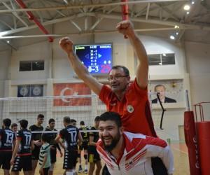 Sungurlu Belediyespor Çorum'un 1.lig'deki ilk takımı oldu