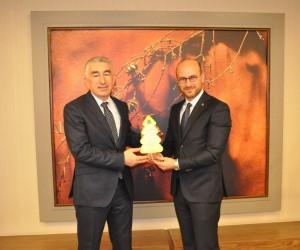 GAGİAD'dan Emniyet Müdürü Faruk Karaduman'a ziyaret