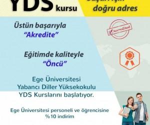 Ege'de yabancı dil kursu kayıtları başladı