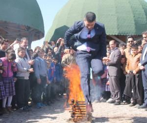 Elazığ'da Nevruz coşkusu