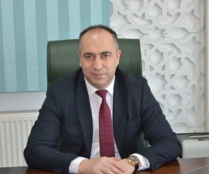 Kaymakam Ümit Altay görevine başladı