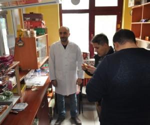 Kulu'da okul kantinlerine gıda kontrol denetimi yapıldı