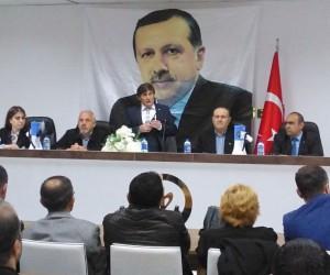 Kardeş Kal Türkiye tanıtım toplantısı yapıldı