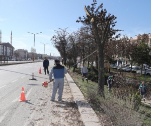 Konya yolu projesinde deplase çalışmaları başladı