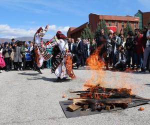 Sivas ve Tokat'ta Nevruz coşkusu